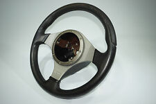 MITSUBISHI LANCER EVO EVOLUTION GSR MOMO STEERING WHEEL SILVER BLACK MN100378ZZ