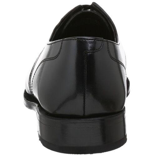 Florsheim RICHFIELD Mens 17092-01 Black Leather Lace Up Dress Shoes
