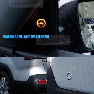 Blind Spot Assist Warning Led Sensor Light Back Up Alarms Buzzer For