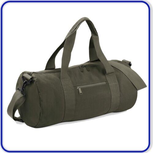New Original Barrel Sports Bag Mens Ladies Holiday Gym Bag Travel Duffle Bag