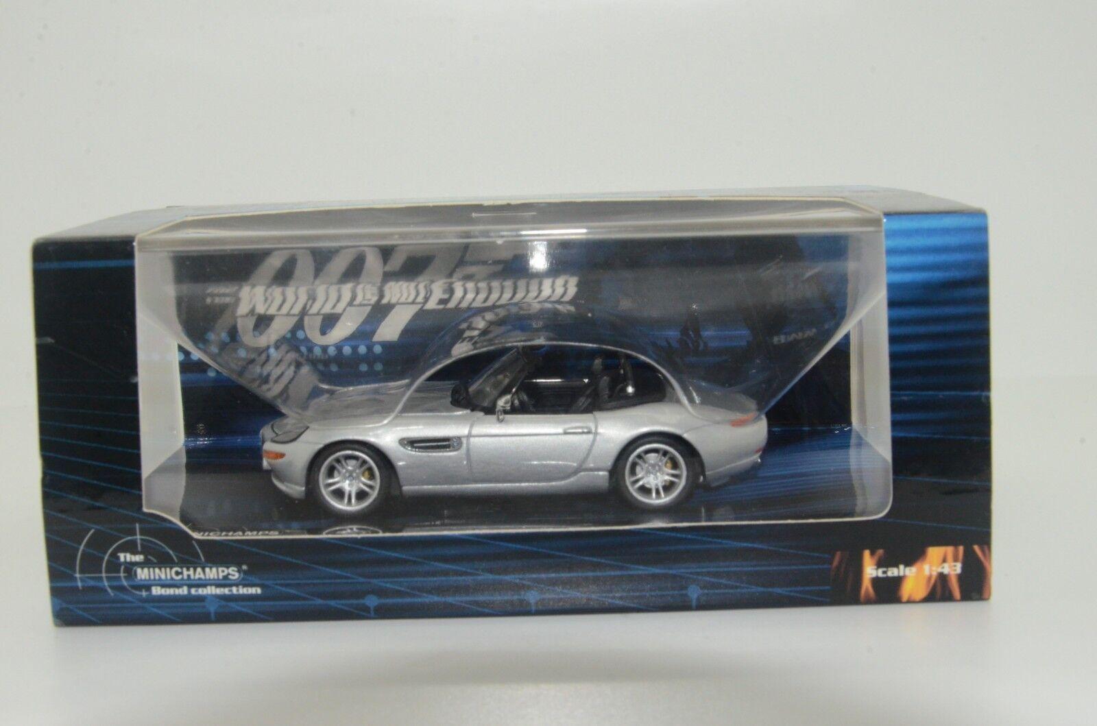 rara    BMW Z8 el el el vínculo Colección Minichamps 28730 1 43 b6186e