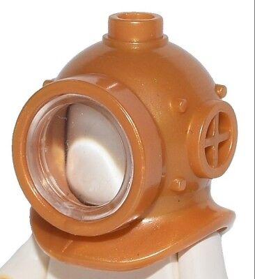 Visor New Diver Helmet Underwater 1 x Lego 87754 Helmet Diving Umbrella Hat