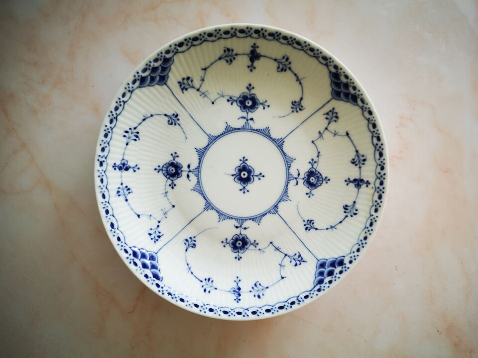 Porcelæn, Kageskål, Royal Copenhagen
