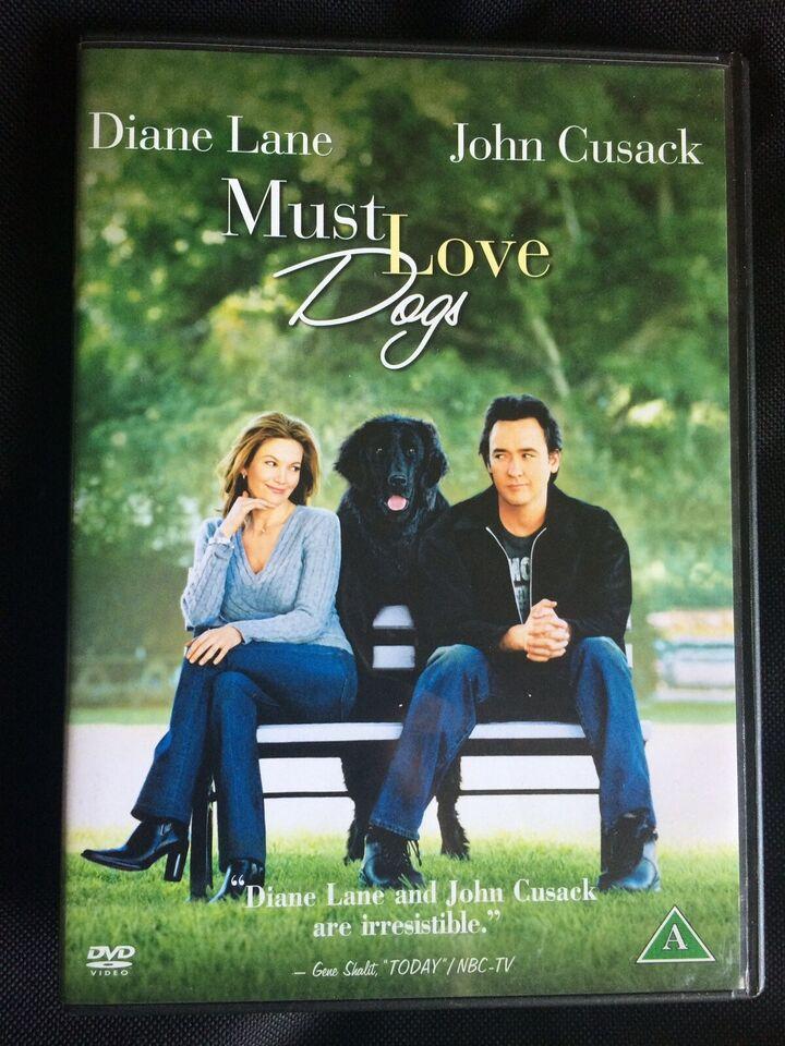 Must Love Dogs, DVD, romantik