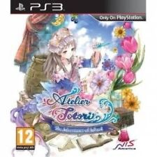 Atelier Totori The Adventurer of Arland Game PS3 - Brand new!