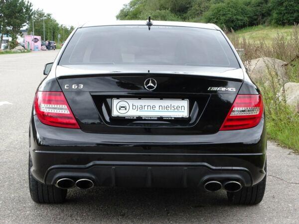 Mercedes C63 6,3 AMG Performance aut. - billede 4