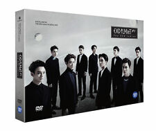 EXO - EXO Planet #2: The EXO'luXion In Seoul DVD, DVD + Photobook + Postcard