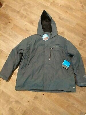 Columbia Men's Lhotse Mountain ll Interchange Jacket Size ...