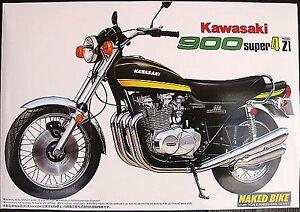 Kawasaki 900 Super 4 Z1 1/12 Aoshima