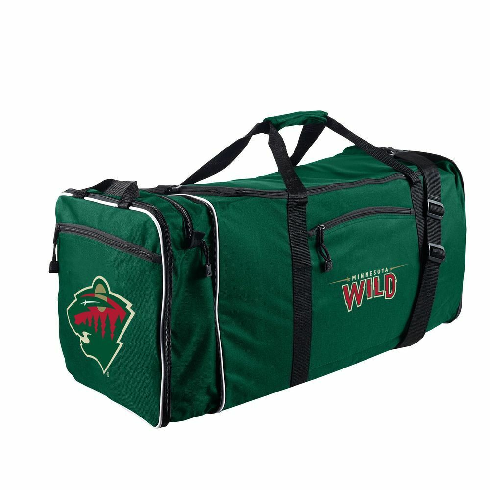 Northwest NHL MINNESOTA WILD Steal Teambag Sporttasche NEU/OVP