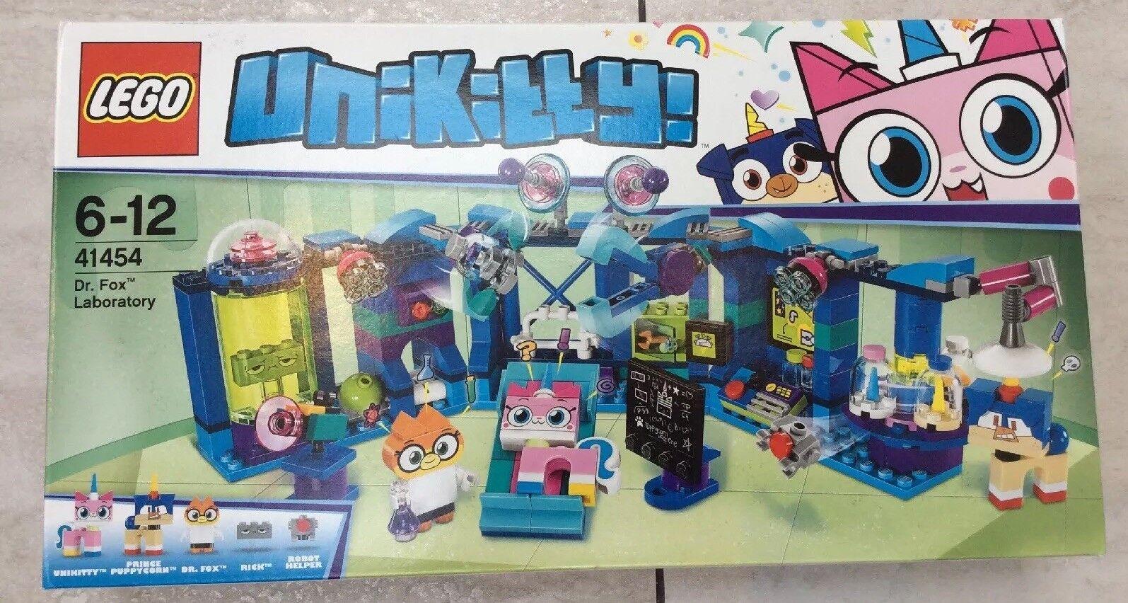 Lego 41454 Unikitty. Dr Fox Laboratory. Lego Movie. BNIB. 6-12 Years. Xmas Gift