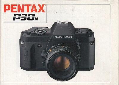 BúSqueda De Vuelos Pentax Manual De Instrucciones Para Pentax P 30 N-instrucciones-itung Für Pentax P 30 N - Anleitung Es-es