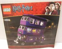 LEGO Harry Potter The Knight Bus 4866 - New Release Toys