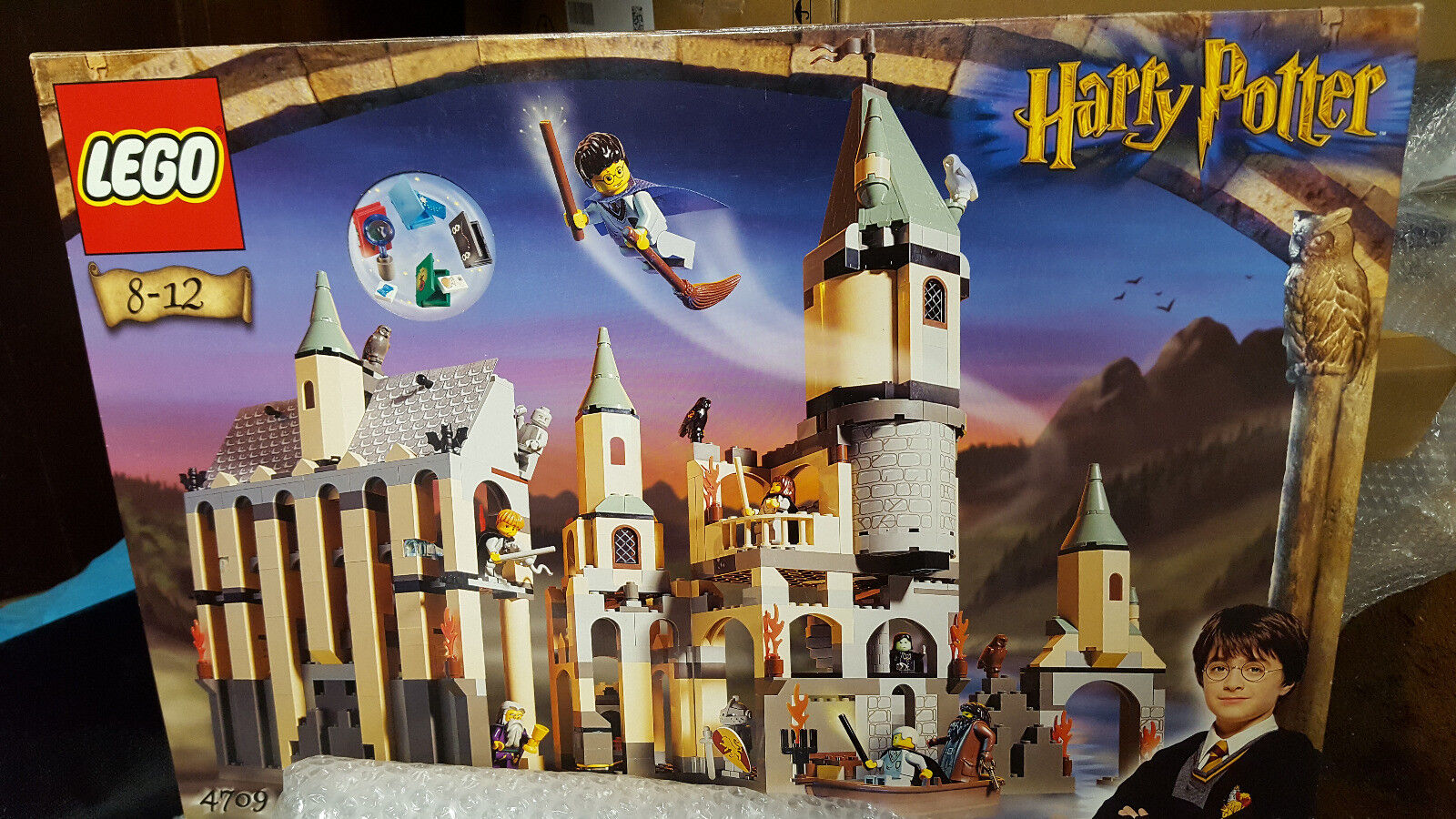 LEGO HARRY POTTER 4709 scellé new RARE
