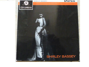 SHIRLEY-BASSEY-SELF-TITLED-STEREOPHONIC-LP-COLUMBIA-SCX-3419-PLAYS-GREAT