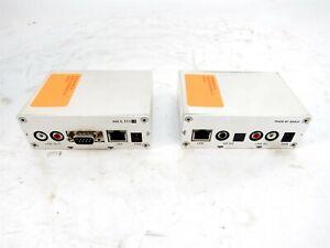 BARIX-Exstreamer-100-Network-Audio-Encoder-amp-Decoder-2005-8036-2006-8039