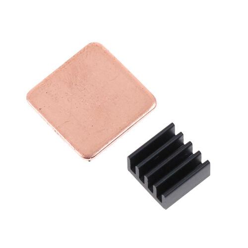 3 Model B Aluminum Heat Sink Raspberry Pi RPI Cooling CPU Copper Heat Sink LB