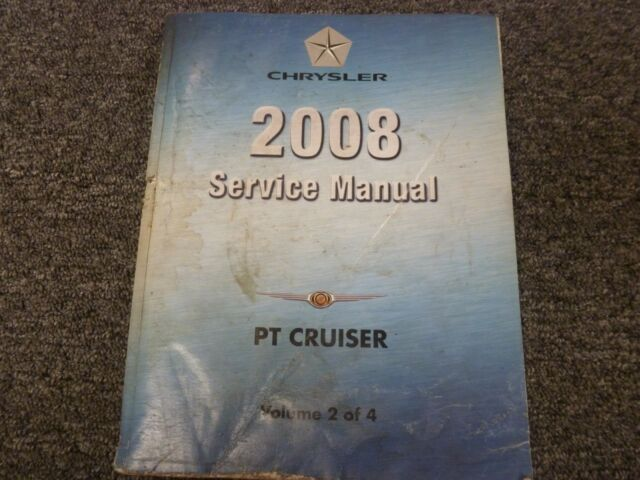 2008 Chrysler Pt Cruiser Electrical Wiring Diagram Manual
