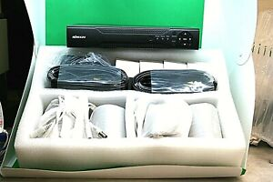 KKMoon H.264 4 Channel 720p CCTV Camera System With DVR NEW