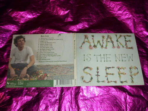 1 of 1 - BEN LEE : AWAKE IS THE NEW SLEEP (CD, 14 TRACKS, 2005)