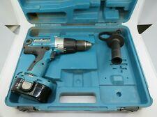 Makita 8444d 18v Mxt 3 Speed Cordless Hammer Drill With Case