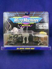 Star Wars Micro Machines 1993 Empire Strikes Back - Three Pack – MIMP - Galoob