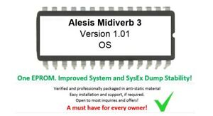 Alesis-Midiverb-3-Version-1-01-Firmware-Update-OS-upgrade-Eprom-for-III-M3-MV3