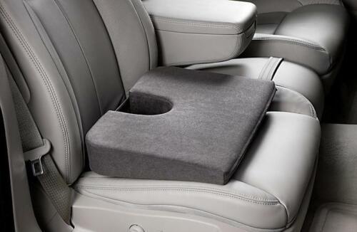 Cutout Section for tailbone relief 13x16 Tush Cush Car Ergonomic Seat Cushion