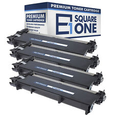 eSquareOne High Yield Toner Cartridge Replacement for Brother TN660 TN630 4-Pack