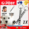 2 x DOG TRAINING OBEDIENCE WHISTLE -  ADJUSTABLE PITCH  - STOP BARKING  PUPPY