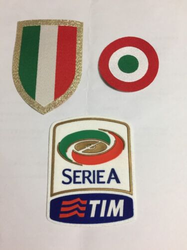 2015-2016 Italy League patch Serie A Soccer Patch football jersey Badge Buffon