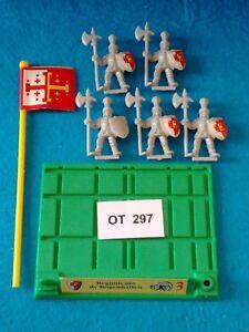 Battle-Masters-5-Soldados-del-Imperio-con-Base-de-Unidad-OT297