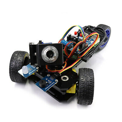 Ultrasonic Servo Compatible with Arduino IDE Freenove 4WD Car Kit with Remote