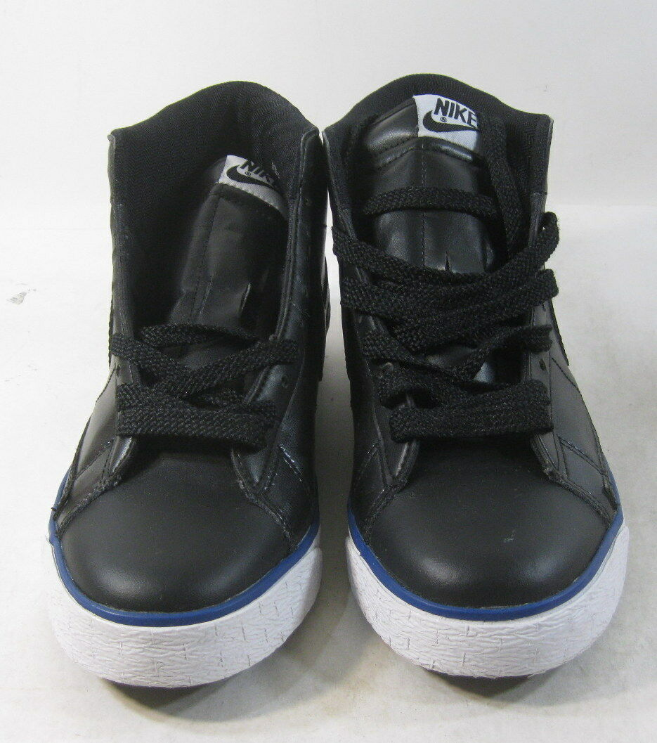 the best attitude ee50e da306 ... Nike Nike Nike Blazer High (Black-Team Royal-White) 315877-006 ...