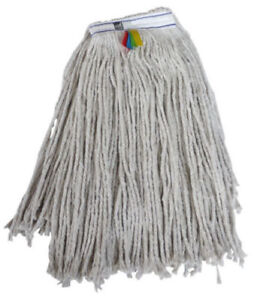 10 pack 450g Kentucky Heavy Duty Mop Heads, CHSA Approved FREE NEXT DAY DELIVERY
