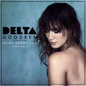 DELTA-GOODREM-Think-About-You-Versions-CD-Single-NEW
