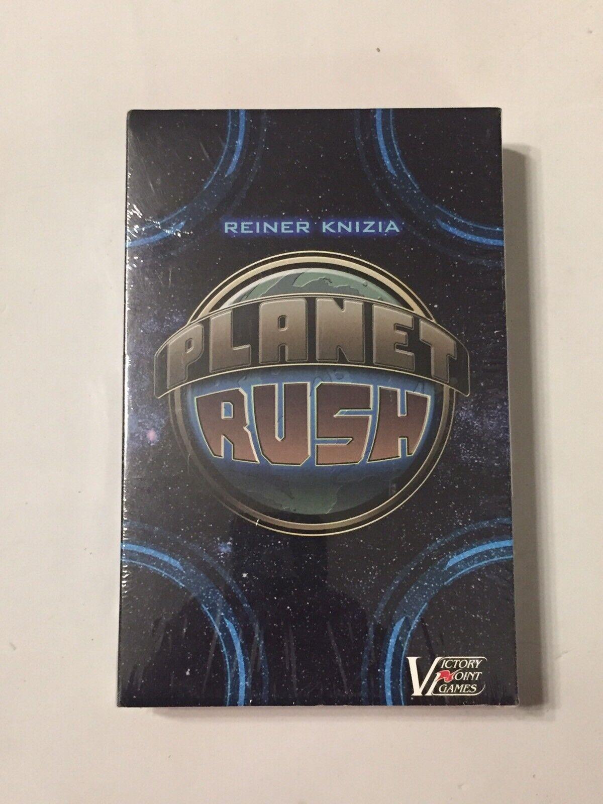 Planet Rush par Reiner Knizia-Victoire Point Games - 2016-HARD TO FIND