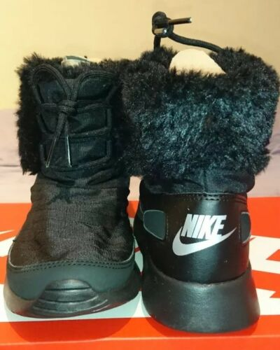 Stivaletti Metallic 807195 Nero 5 High Wmns Bnib Silver Kaishi Nike Uk Winter ZxwAZSRq