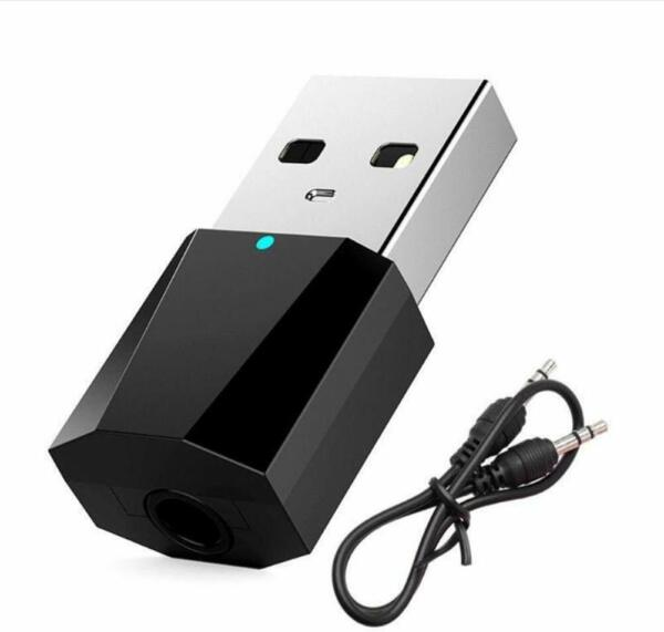2019 Nieuwe Stijl Fanlemi Wireless Home Stereo Audio Transmitter Portable Usb Bluetooth 4.2 Audio Professioneel Ontwerp