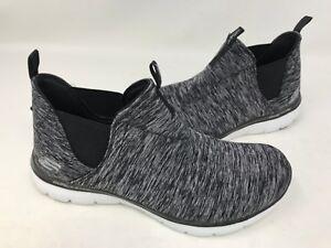 3bae833cc NEW! Skechers Women s FLEX APPEAL 2.0 HIGH CARD Walking Shoes Blk ...