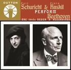 Schuricht & Haskil Perform... von Haskil,London Philh.Orch.,Schuricht (2014)