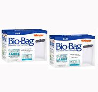 Tetra Whisper Bio-bag Filter Cartridges 24 Pack, Large Cartridges (regular)