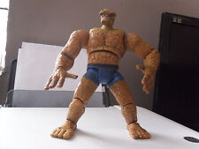 MARVEL LEGENDS THE THING 2002 TOYBIZ 7 INCH LOOSE EXCELENT CONDITION