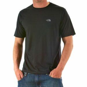 New-North-Face-Mens-Vaporwick-Athletic-Crewneck-Polyester-Tee-T-Shirt-S-XXL