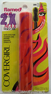 2-X-CoverGirl-Flamed-Out-Mascara-Max-Volume-305-Black-Blaze
