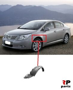 Per-TOYOTA-AVENSIS-T27-08-12-Front-Wheel-Arch-Splash-Guard-Cover-Sinistro-N-S