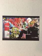 MR BRAINWASH,'TOMATO SPRAY MAX' exhibition promotional card, 2012