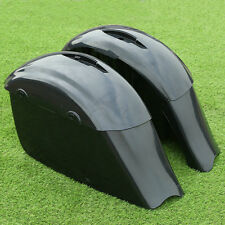 Unpainted Hard Saddlebag Saddle Bags For Indian Chieftain 14-17 Roadmaster 15-16