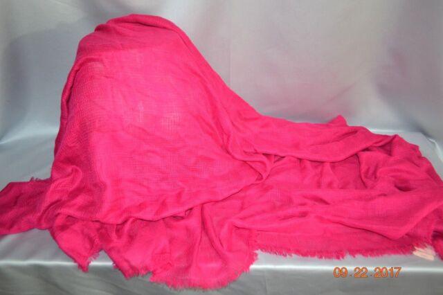 Victorias Secret Jet Set Viscose Woven Scarf SARONG Skirt Cover Wrap NWT X  Lg bf845f9d9