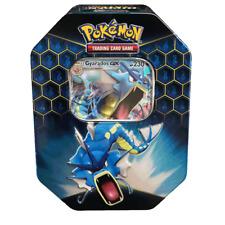 Pokemon Hidden Fates Tins Set of 3x Factory Charizard Raichu Gyrados